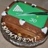 Торт бисквитный «Бильярд»