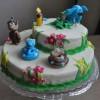 Торт «38 попугаев»