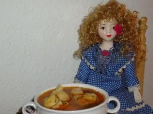 Кнёпфле – суп, Нудельсуп, Ривельсуп
