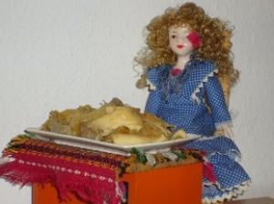 Штрудли (Strudli, Strudle)- блюдо из нашего детства.