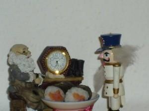 солдат и суши